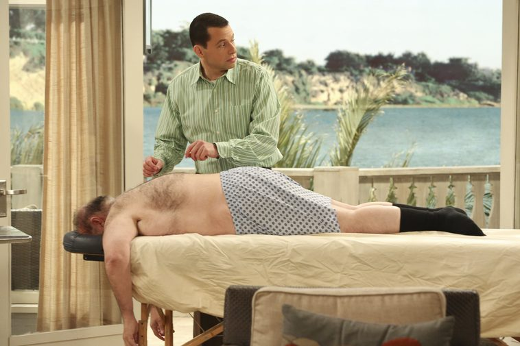 Two and a Half Men - Therapie am Ozean