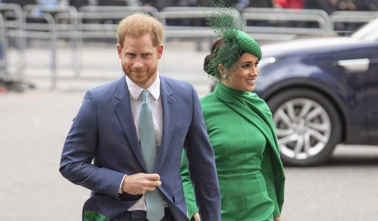 Harry und Meghan am Commonwealth Day 2020